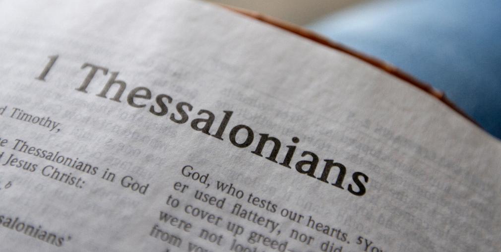 Bible Heading - 1 Thessalonians